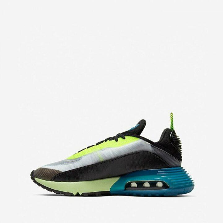 Nike Air Max 2090 fekete férfi utcai cipő