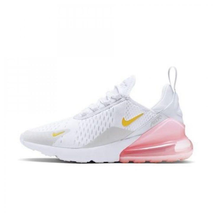 Nike Air Max 270 fehér női utcai cipő