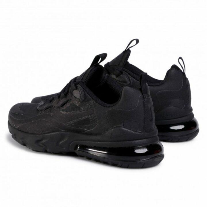 Nike Air Max 270 fekete női utcai cipő