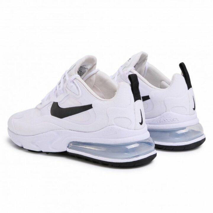 Nike Air Max 270 React fehér női utcai cipő
