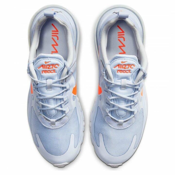 Nike Air Max 270 React kék női utcai cipő