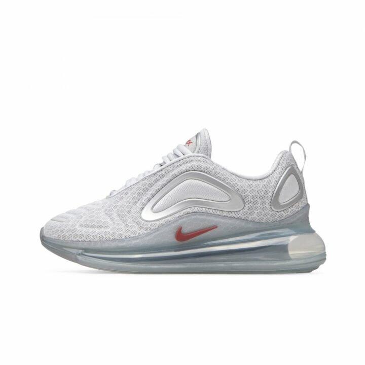 Nike Air Max 720 ezüst női utcai cipő