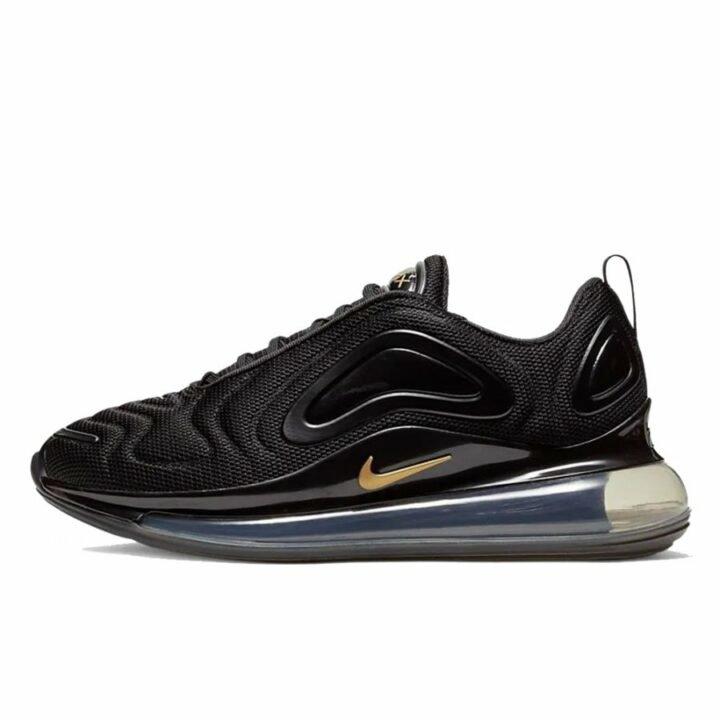 Nike Air Max 720 fekete férfi utcai cipő