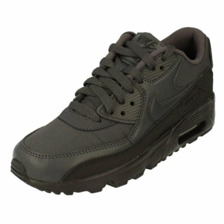 Nike Air Max 90 ES BG fekete utcai cipő
