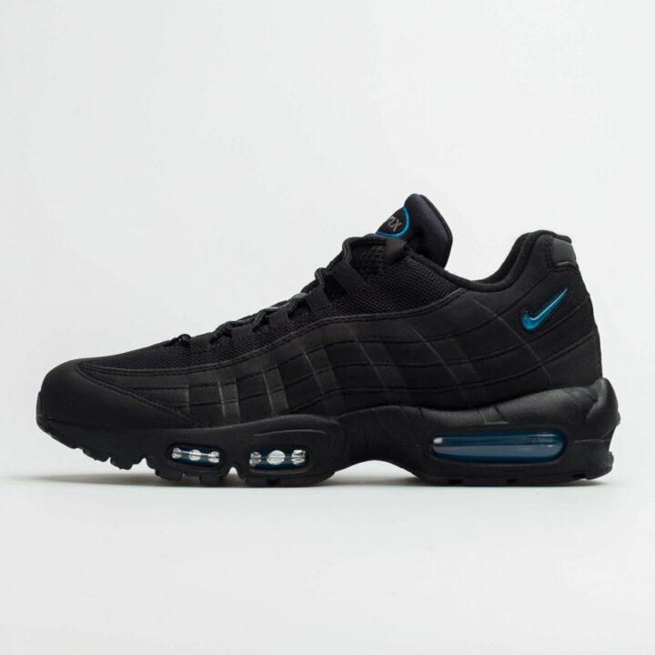 Nike Air Max 95 fekete férfi utcai cipő
