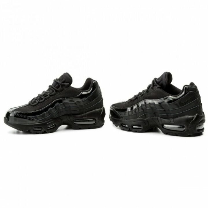 Nike Air Max 95 fekete női utcai cipő