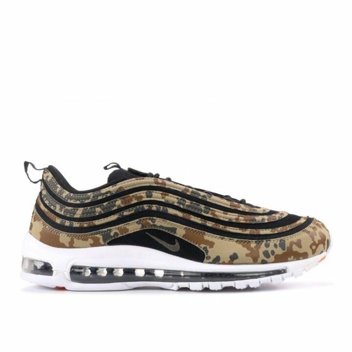 Nike Air Max 97 Premium zöld női utcai cipő