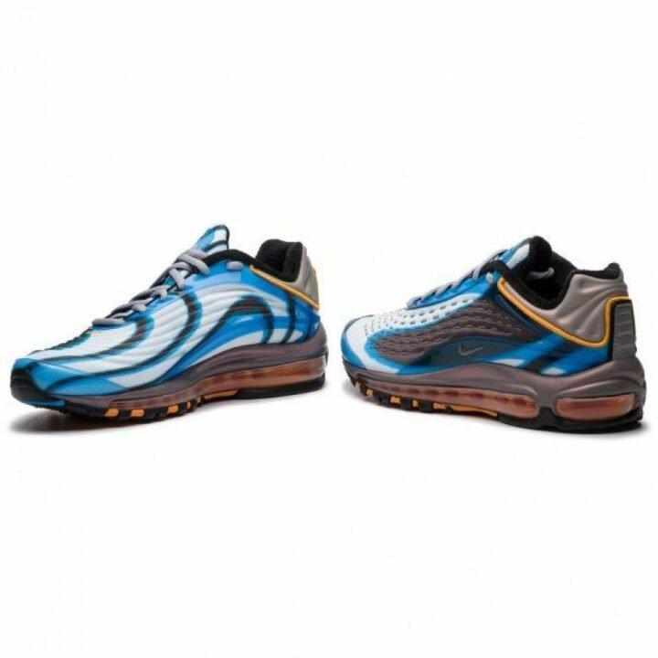 Nike Air Max Deluxe fehér férfi utcai cipő