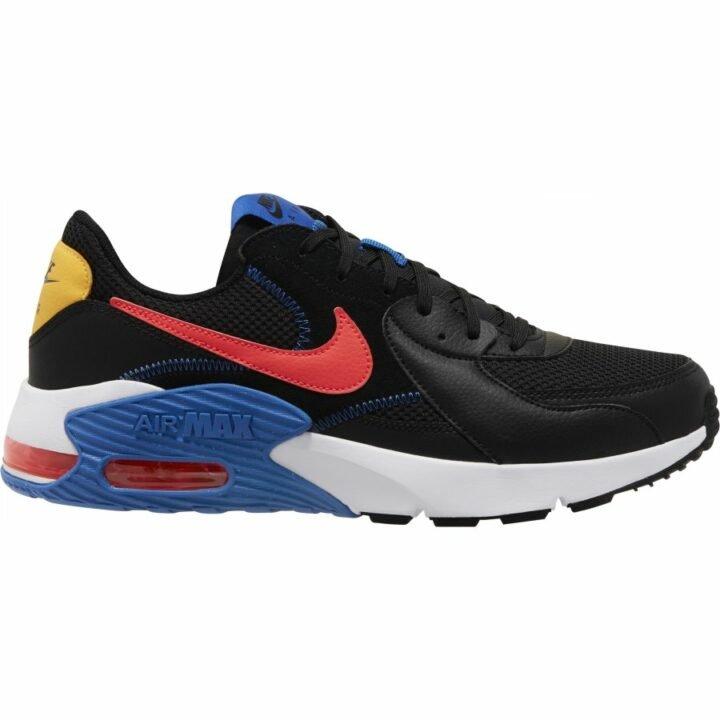 Nike Air Max Excee fekete férfi utcai cipő