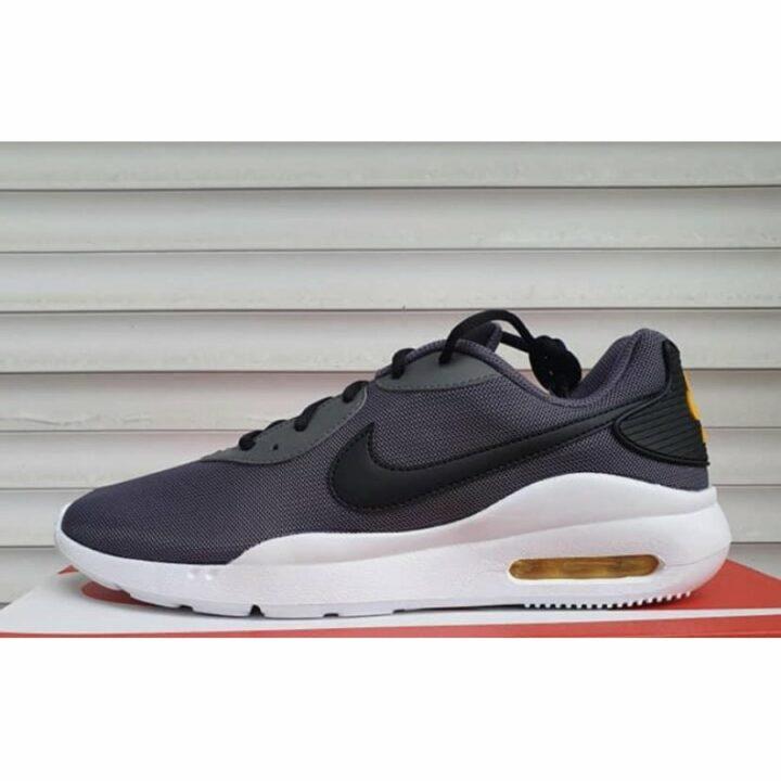 Nike Air Max Oketo szürke férfi utcai cipő