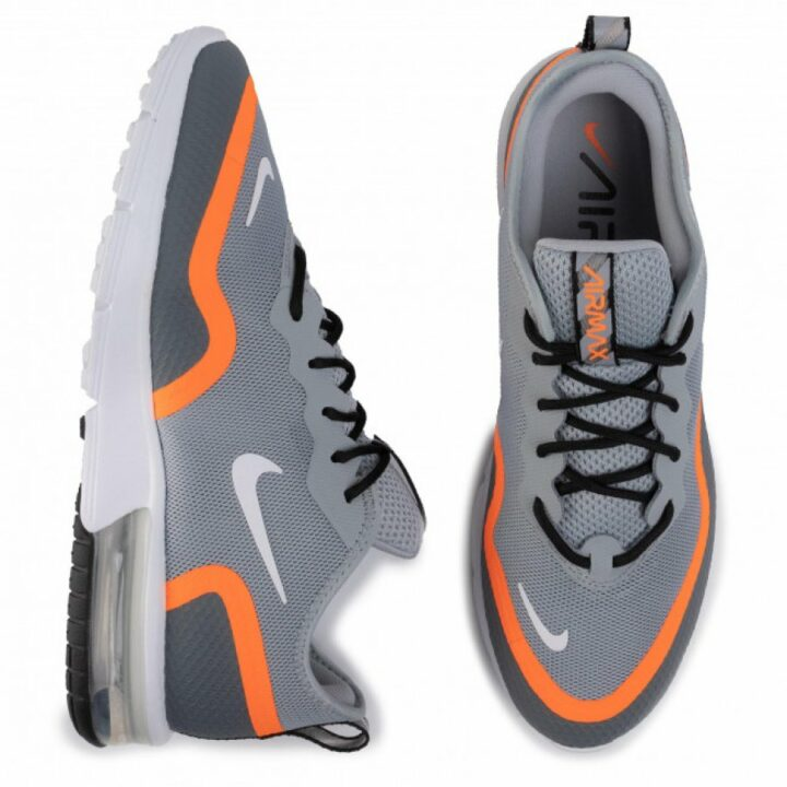 Nike Air Max Sequent 5 szürke férfi utcai cipő