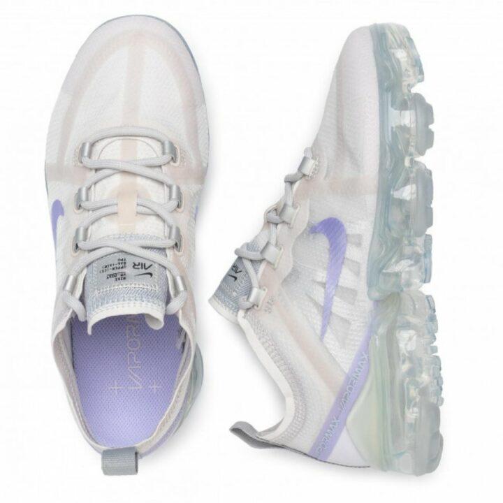 Nike Air Vapormax 2019 Se fehér női utcai cipő