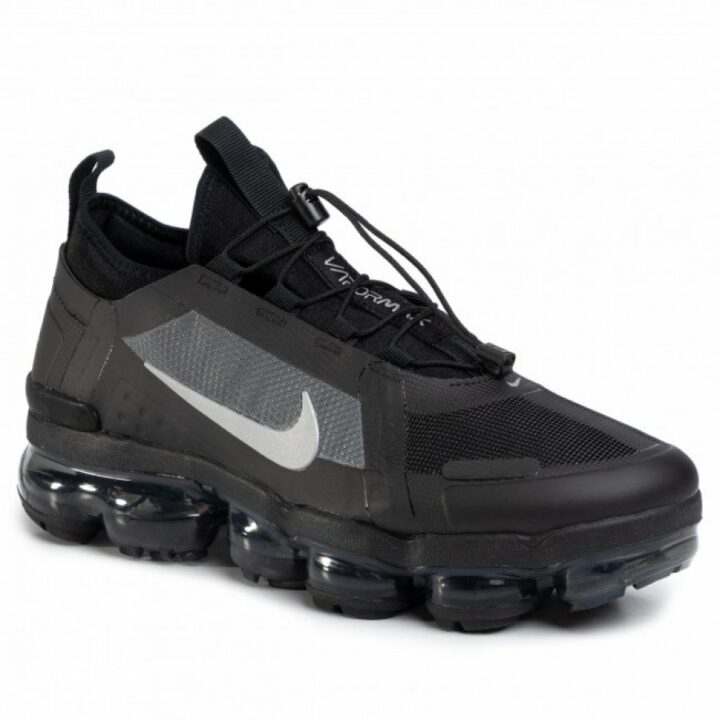 Nike Air Vapormax 2019 Utility fekete férfi utcai cipő