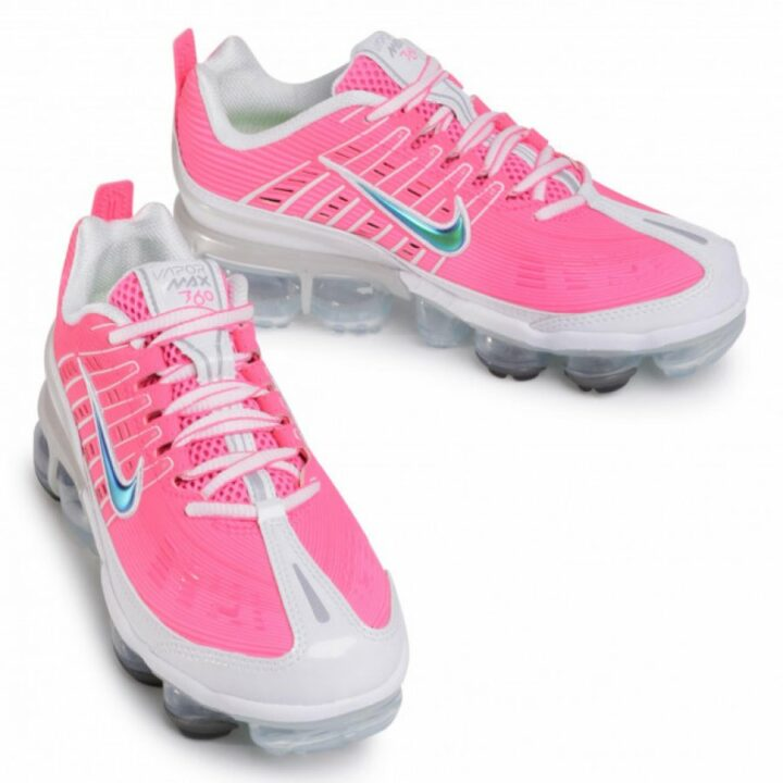 Nike Air Vapormax 360 rózsaszín női utcai cipő