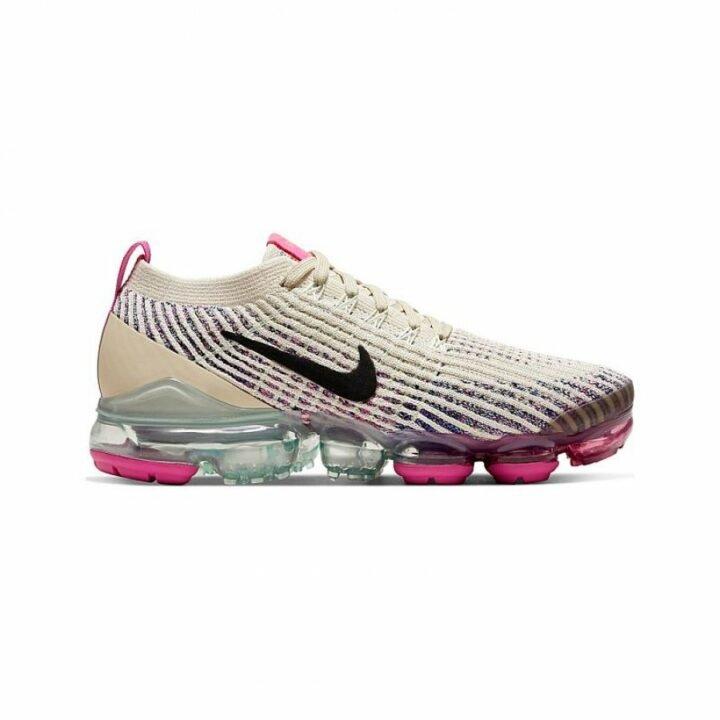 Nike Air Vapormax Flyknit 3 bézs női utcai cipő