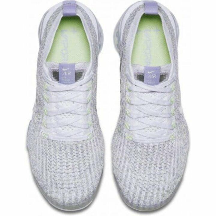Nike Air Vapormax Flyknit 3 fehér női utcai cipő