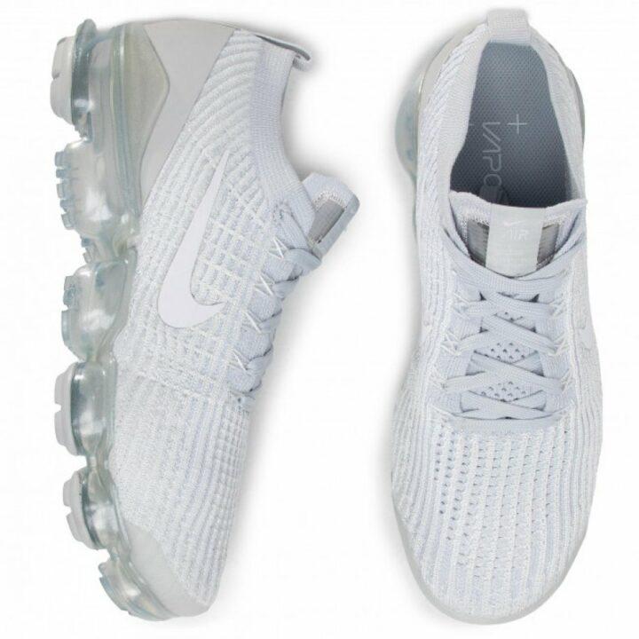 Nike Air Vapormax Flyknit 3 fehér utcai cipő