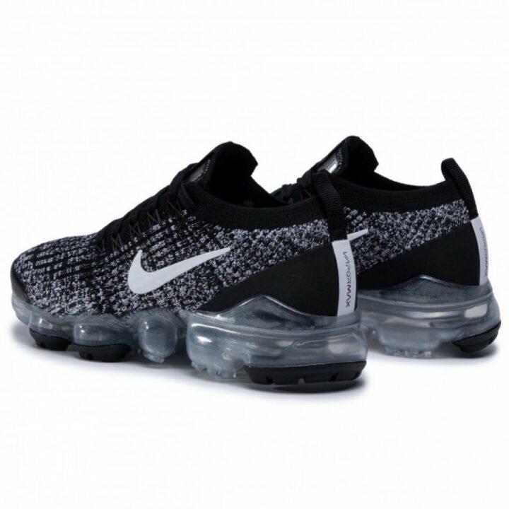 Nike Air Vapormax Flyknit 3 fekete női utcai cipő
