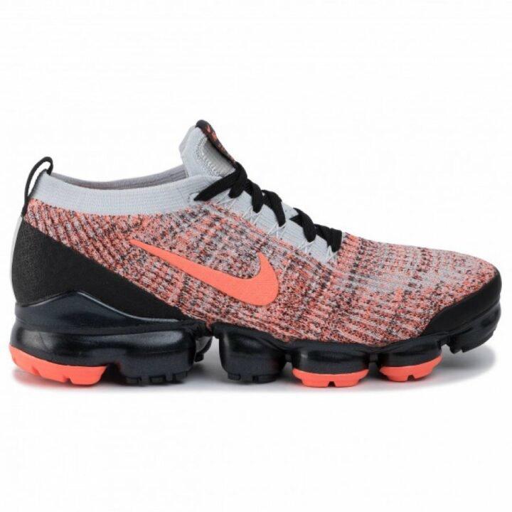 Nike Air Vapormax Flyknit 3 narancs férfi utcai cipő