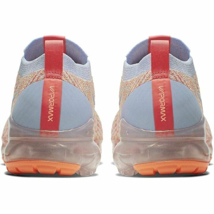 Nike Air Vapormax Flyknit 3 narancs női utcai cipő