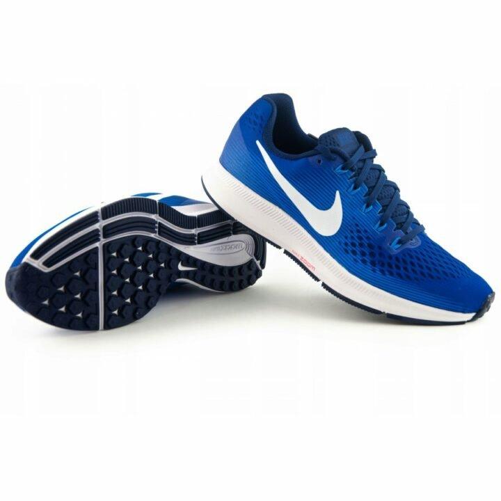 Nike Air Zoom Pegasus 34 kék férfi sportcipő