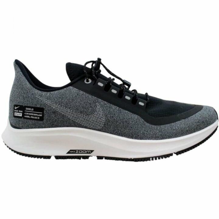 Nike Air Zoom Pegasus 35 RN Shield fekete női sportcipő
