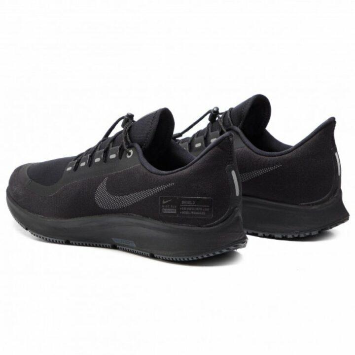 Nike Air Zoom Pegasus 35 Shield fekete férfi sportcipő