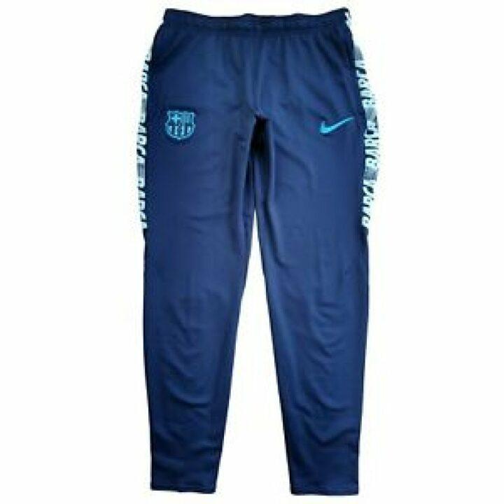 Nike Barcelona kék férfi melegítőnadrág