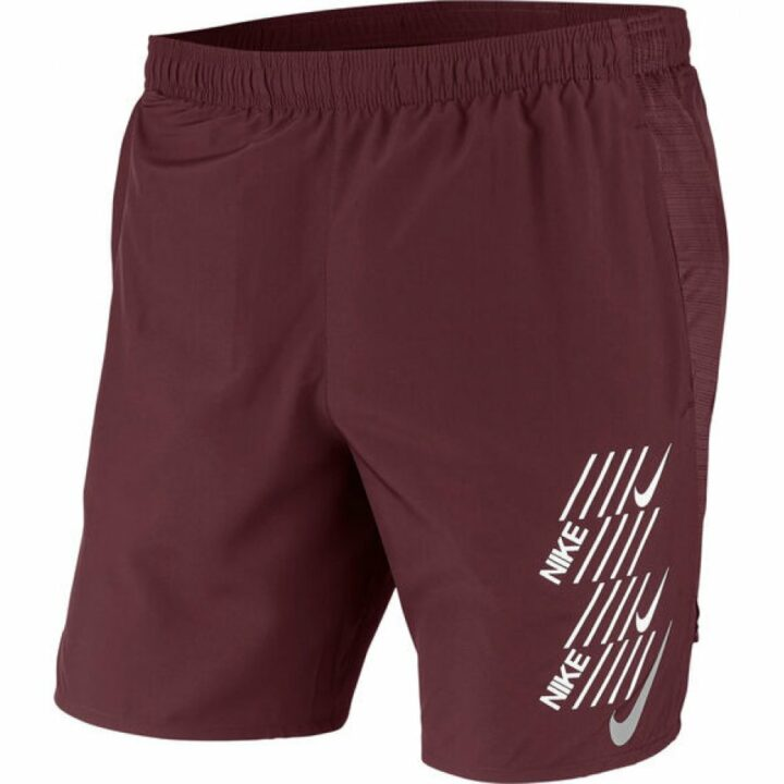 Nike bordó férfi rövidnadrág