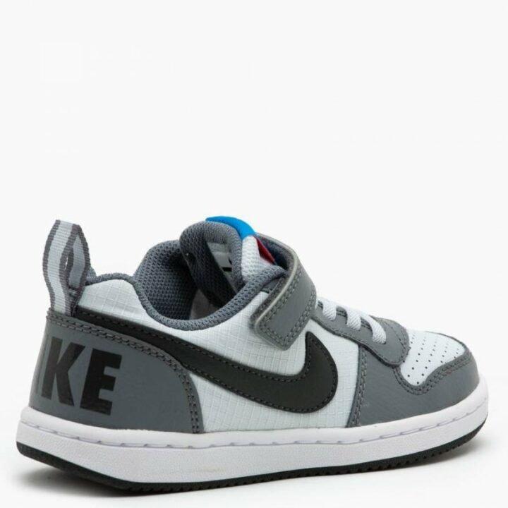 Nike Court Borough Low szürke utcai cipő