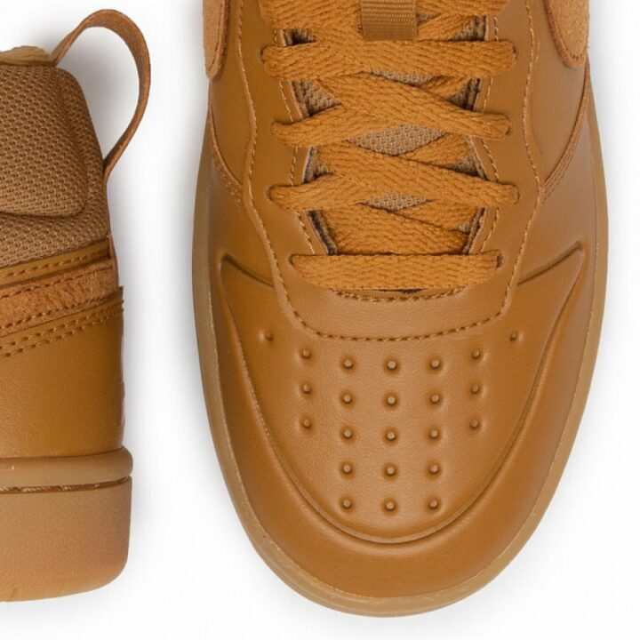 Nike Court Borough Mid 2 Boot barna utcai cipő