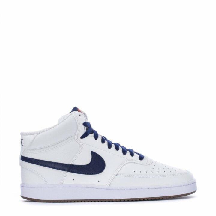 Nike Court Vision MID fehér férfi utcai cipő