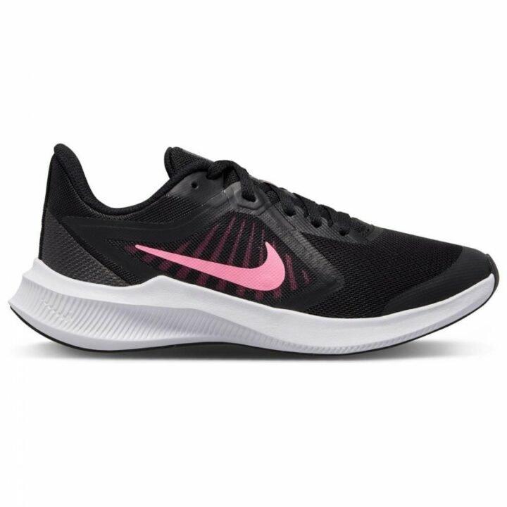 Nike Downshifter 10 fekete női sportcipő