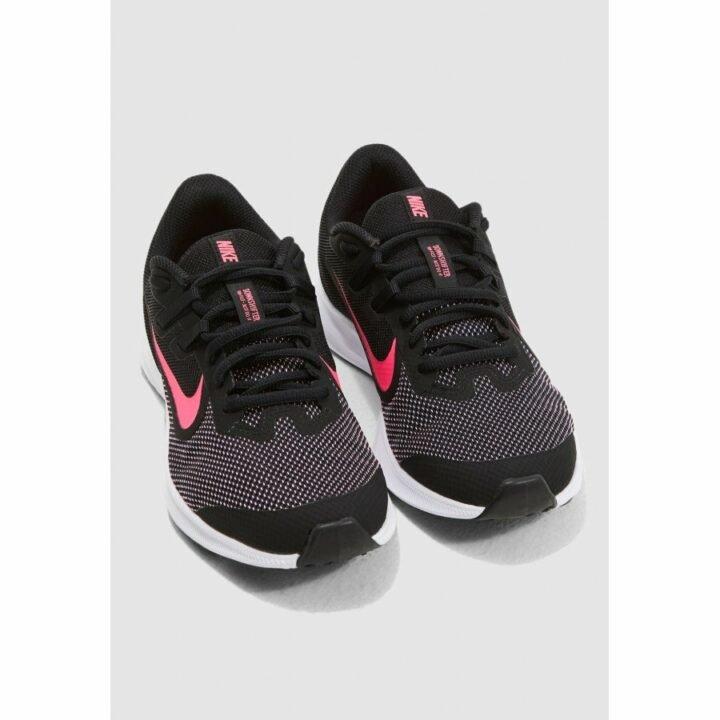 Nike Downshifter 9 fekete női sportcipő