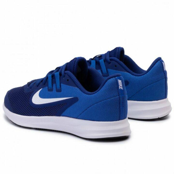 Nike Downshifter 9 GS kék utcai cipő