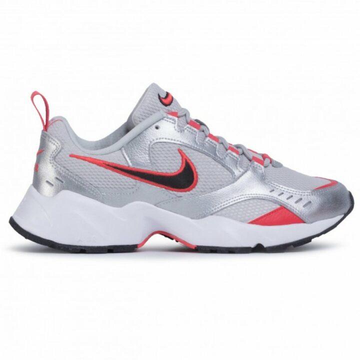 Nike ezüst férfi utcai cipő
