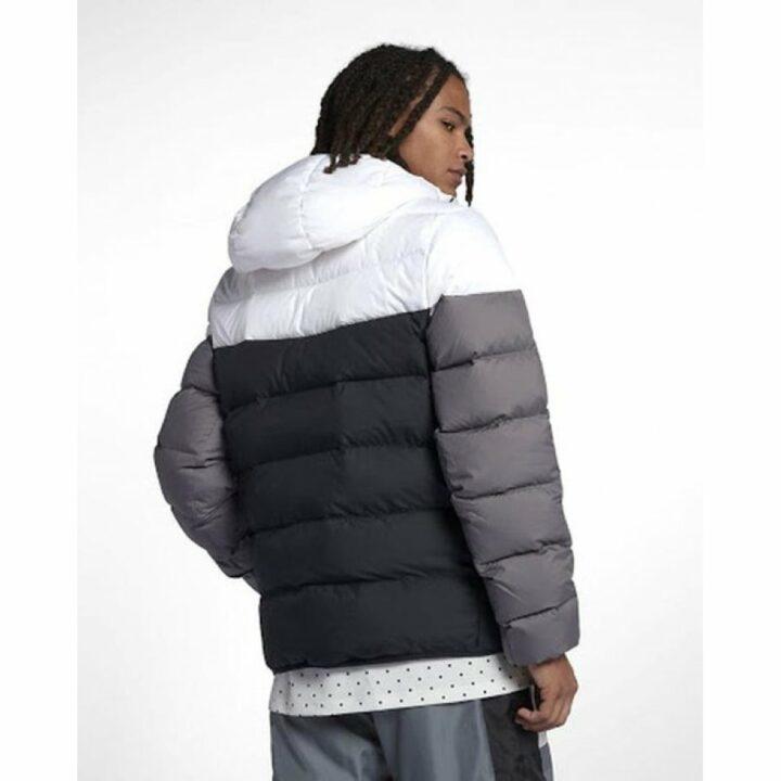 Nike fekete férfi kabát