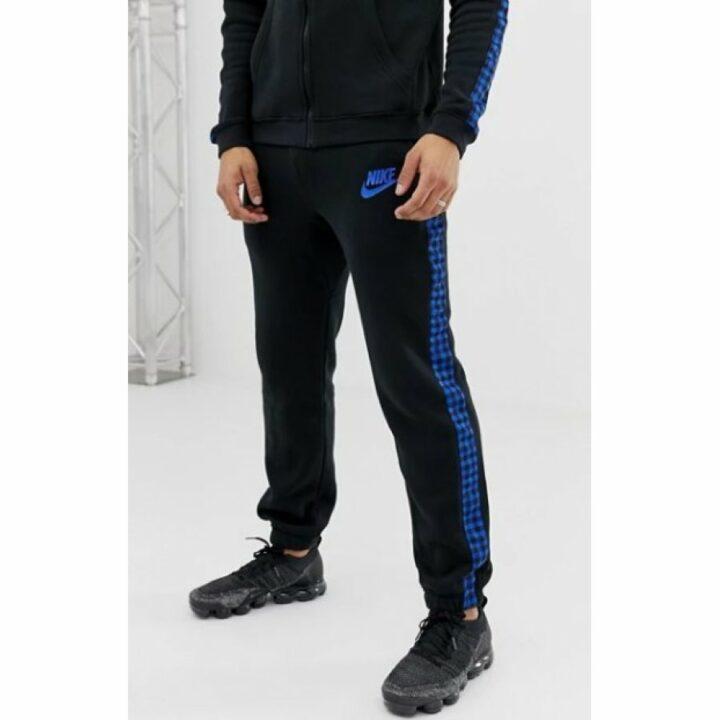 Nike fekete férfi melegítőnadrág