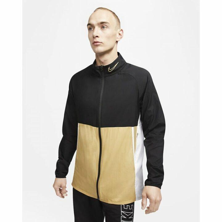 Nike fekete férfi pulóver