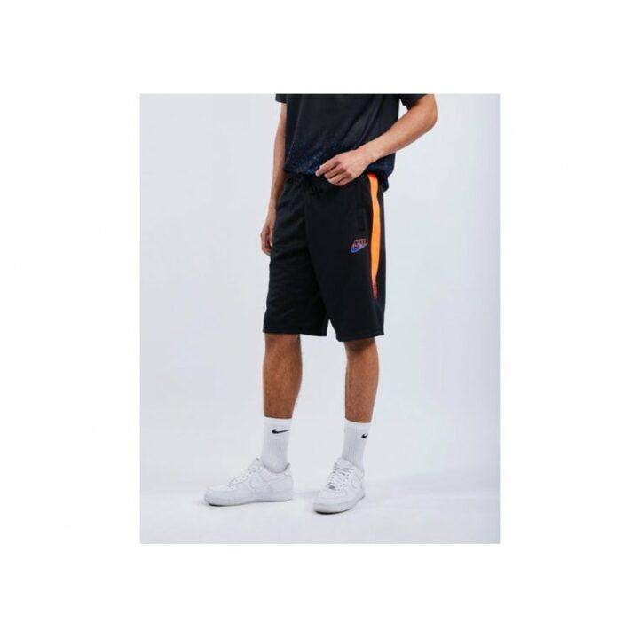 Nike fekete férfi rövidnadrág