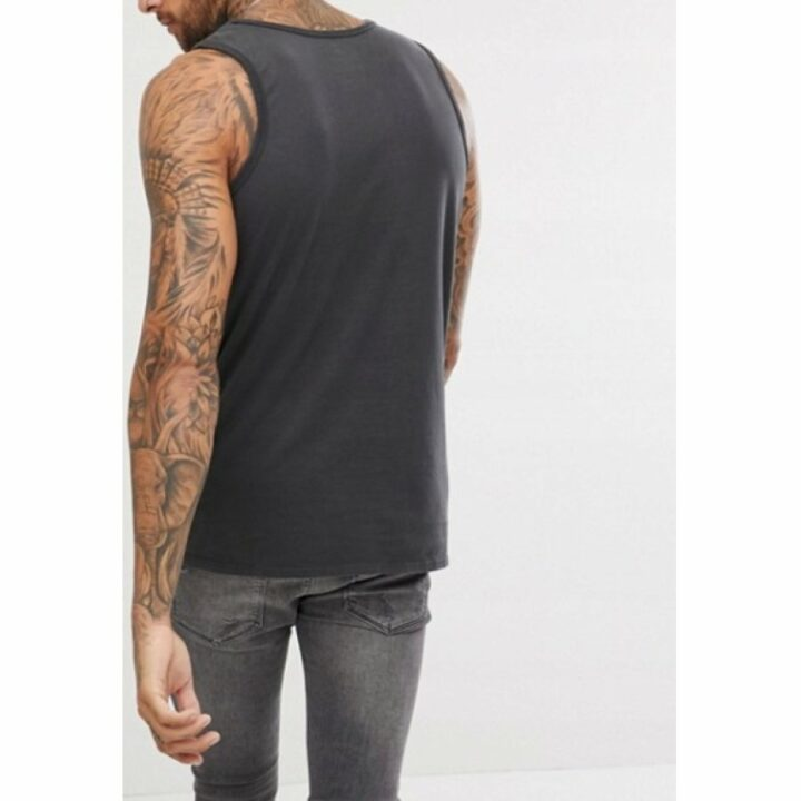Nike fekete férfi trikó
