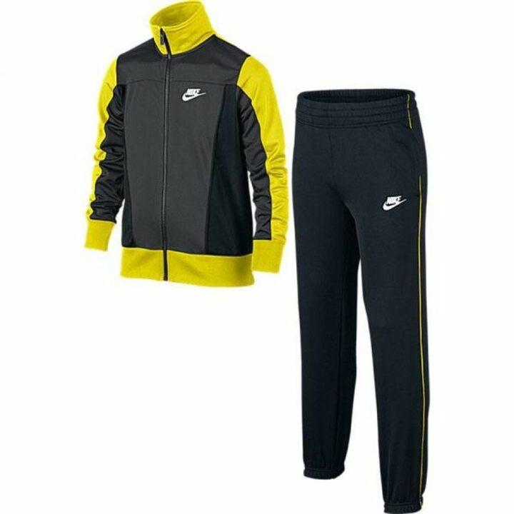 Nike fekete melegítő együttes