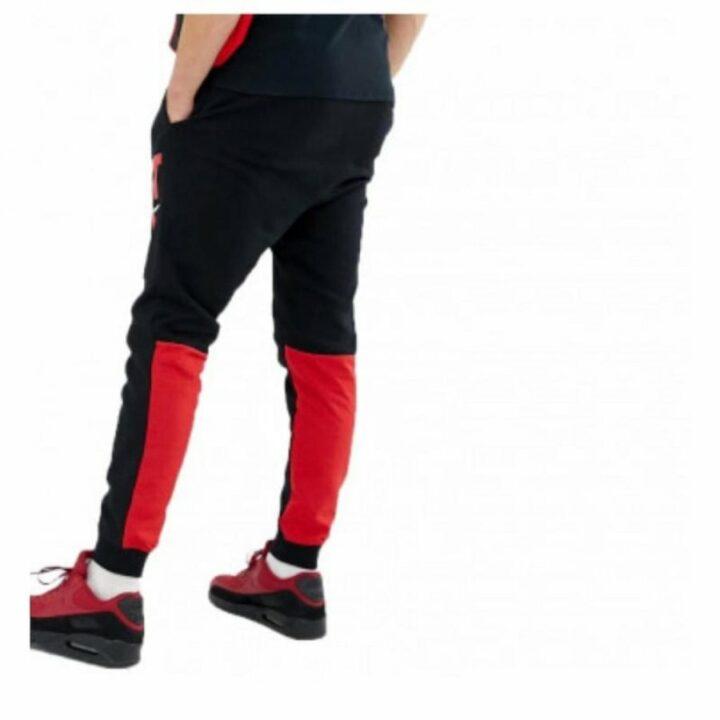 Nike Just Do It fekete férfi melegítőnadrág