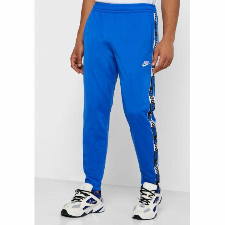 Nike Just Do It kék férfi melegítőnadrág