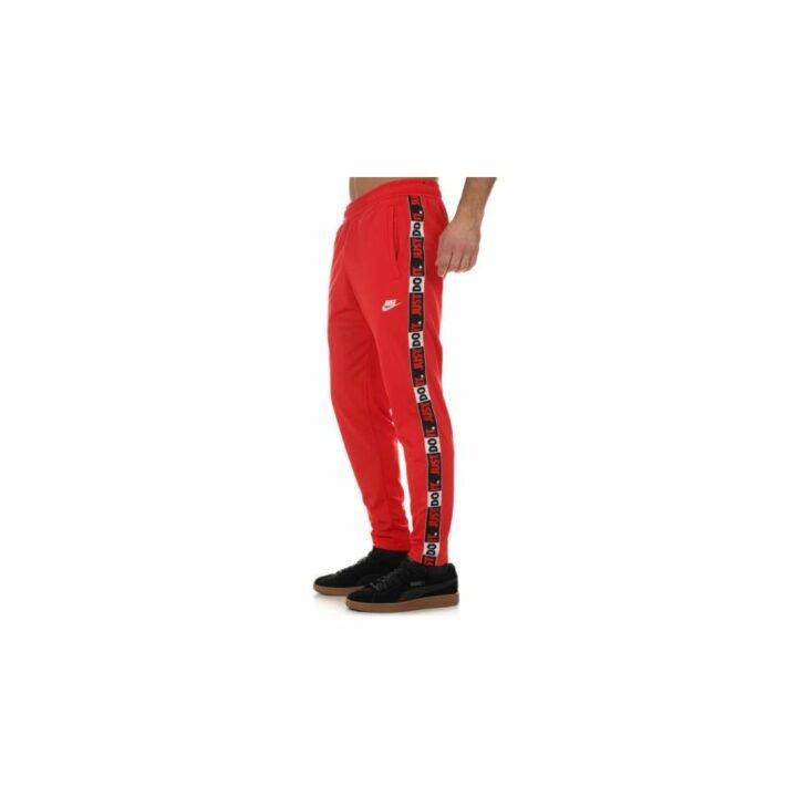 Nike Just Do It piros férfi melegítőnadrág