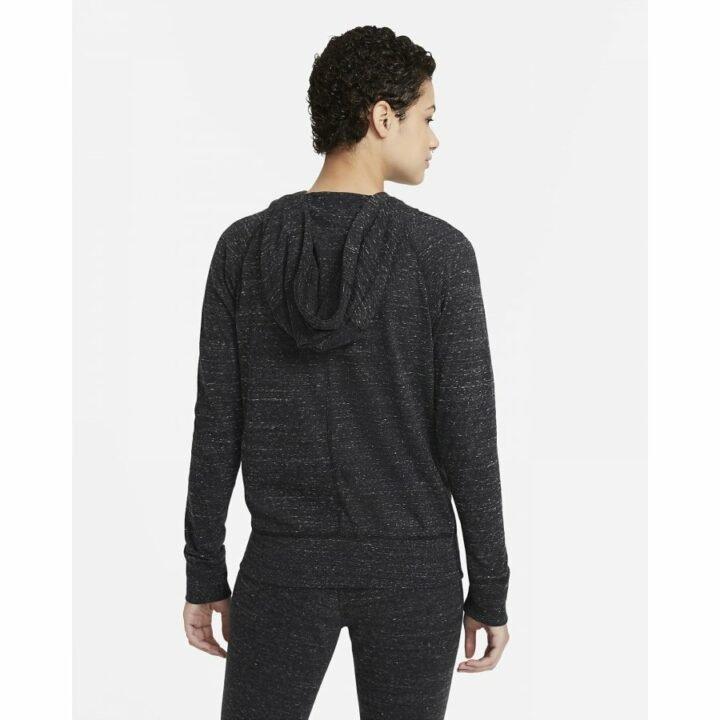 Nike Just Do It szürke női pulóver