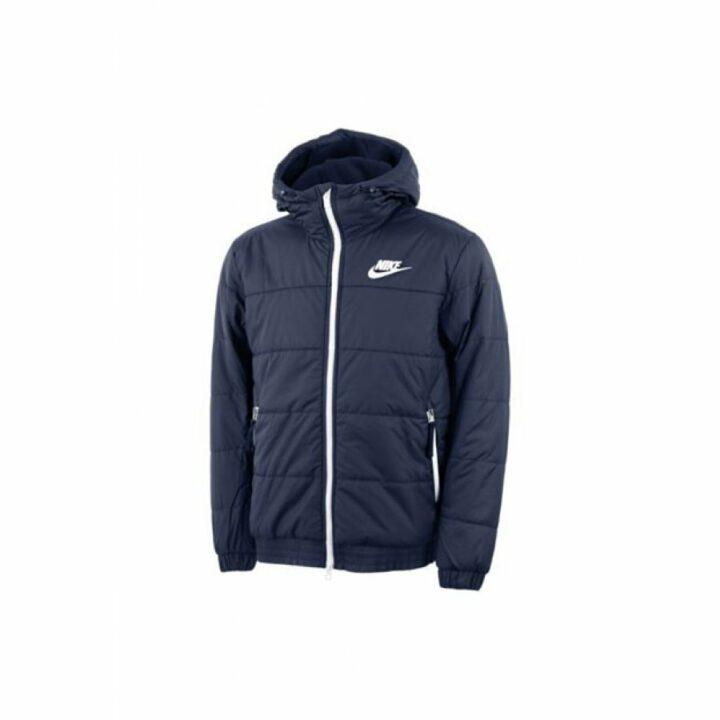 Nike kék férfi kabát