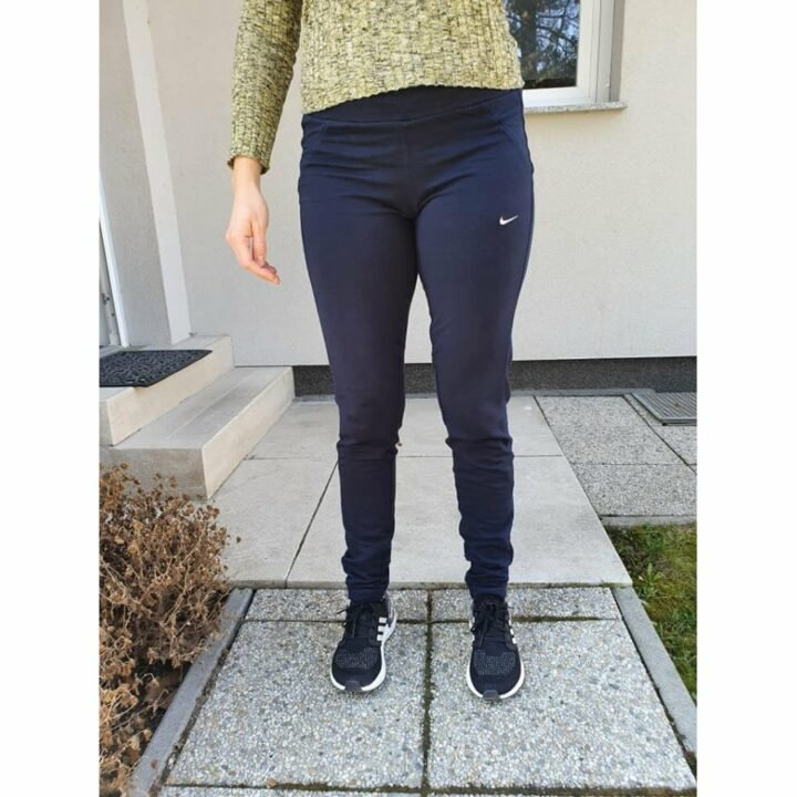Nike kék női melegítőnadrág