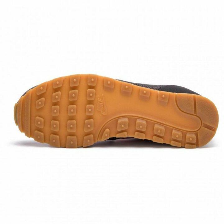 Nike MD RUNNER 2 ENG MESH szürke férfi utcai cipő