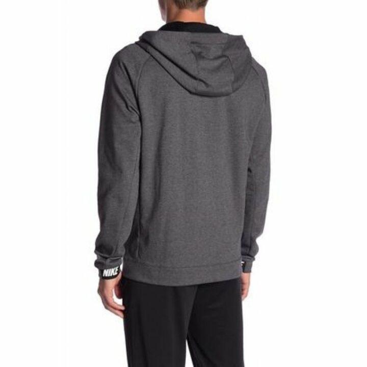 Nike Men's AV15 Fleece Hoodie szürke férfi pulóver